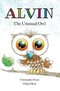 Alvin the Unusual Owl